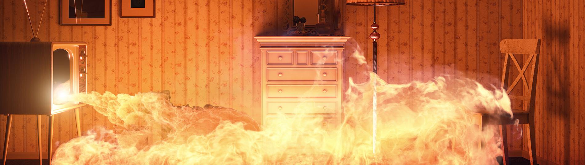 Assurance incendie contenu